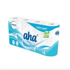 AHASMART Papier toaletowy (8 rolek)