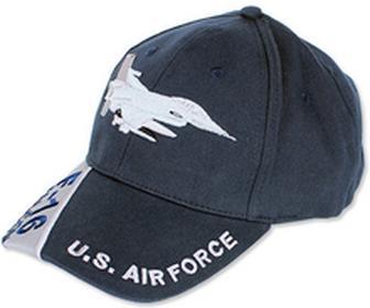 Fostex Czapka z daszkiem F-16 Falcon - granatowy (12875) SP