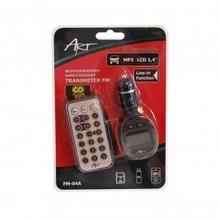 ART Transmiter MP3 RDS ekran 1,4 pilot USB/SD/MMC