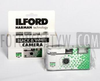 IlfordBlack&White Camera HP5 400