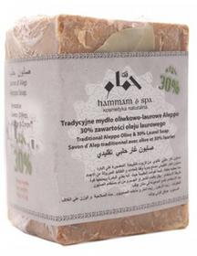 Sana Tradycyjne mydło oliwkowo laurowe Aleppo 30% - do cała - Hammam Spa - 170g 00817