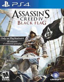 Ubisoft Assassins Creed 4 Black Flag