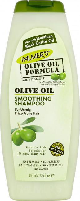 Palmers OOF Szampon odżywczo-wygładzający na bazie olejku z oliwek 400 ml 7061702