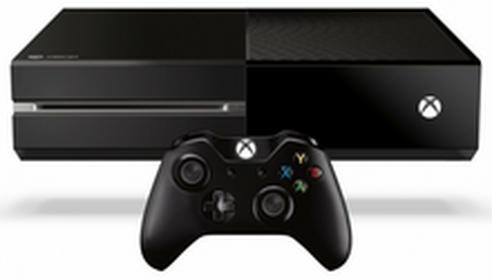 MicrosoftXbox One 1TB Czarny