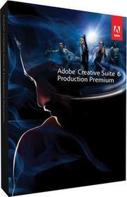 Adobe Production Premium CS6 - Nowa licencja EDU