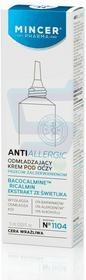 Mincer Pharma Pharma ANTIALLERGIC-Cera Wrażliwa Odmładzający krem po oczy 15 ml
