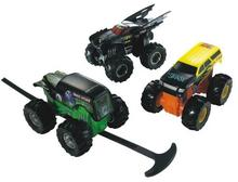 Mattel Hot Wheels - Monster Jam Terenówka z Napędem 21572