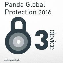 Panda Global Protection 2016 (3 urz. / 1 rok) - Nowa licencja
