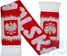 SZPOL28: Polska - Szalik