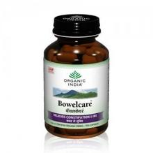Bowelcare Organic India 60 kaps suplement diety