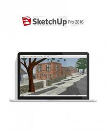 Trimble Sketchup Pro 2016 PL BOX