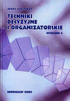 Jezry Supernat Techniki decyzyjne i organizatorskie