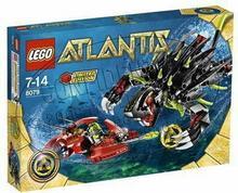LEGO Głębinowy Potwór 8079