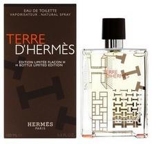 Hermes Terre DHermes 2016 Limited Edition Woda perfumowana 100ml Tester