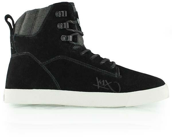 K1X buty - state le czarny/dark grey (0827)