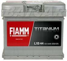 Fiamm Titanium PRO 12V 44Ah 420A (EN) P+