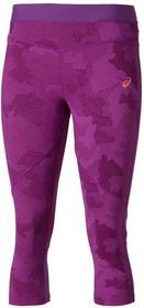 ASICS 3/4 TIGHT 2047 PURPLE MAGIC PRINT