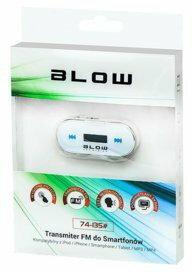 BLOW Transmiter FM do smartfonów 74-135#