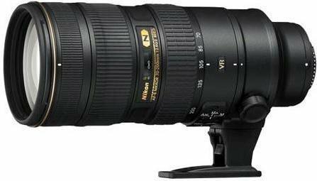 Nikon AF-S 70-200mm f/2.8 G IF-ED VR II