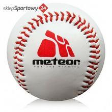 Meteor Piłka baseball SKÓRA NATURALNA / 13100