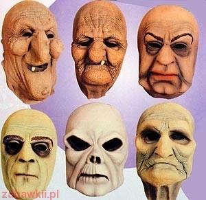 Sezamik Halloween Maska 4660Q