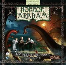 Galakta Horror Arkham: Uniwersytet Miskatonic