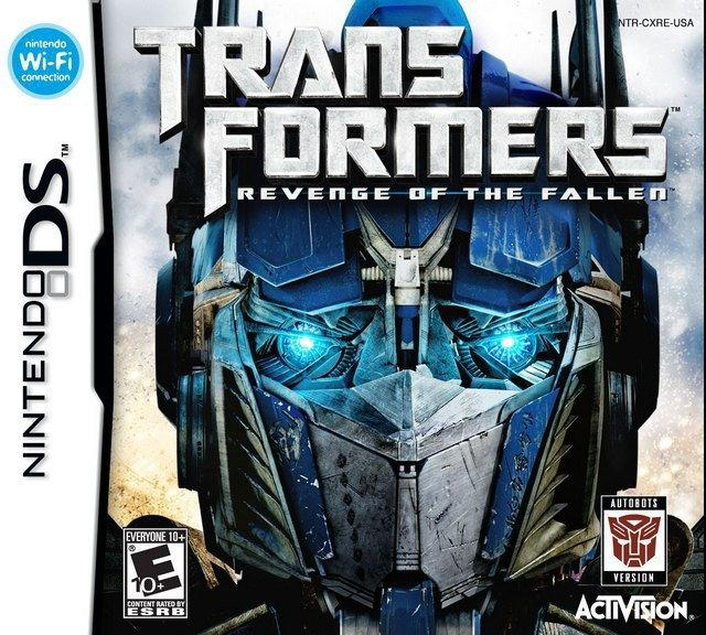 Transformers: Revenge of the Fallen (Autobots Version) NDS