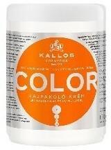Kallos KJMN maseczka Color do włosów farbowanych - 1000ml