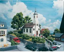 Piko H0 Kościół wiejski pod wezwaniem św Łukasza 61825 skala H0
