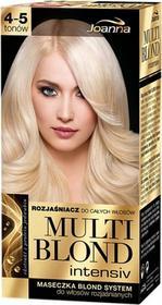 Joanna Multi Blond Intensiv rozjaśniacz 4-5 tonów
