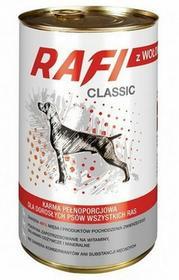 Rafi Pies Classic Wołowina w sosie 1250g 10023