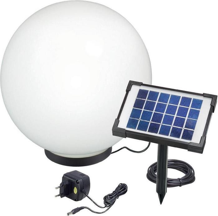 Esotec Lampa Ogrodowa Solarna Mega 30 1300 Mah Led 40 Cm Ceny