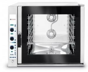 Hendi Piec konwekcyjno-parowy 6 x GN 2/1 elektryczny - sterowanie elektroniczne