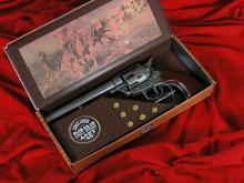 Hiszpania COLT PEACE MAKER Z 1873 ROKU SINGLE ACTION ARMY CAL 45 METALIK