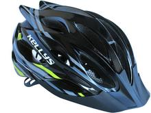 Kellys Kask rowerowy DYNAMIC black-green