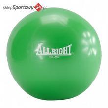 Allright Piłki LEKARSKA SAND BALL 1,5KG ZIEL. / FIPWP15G