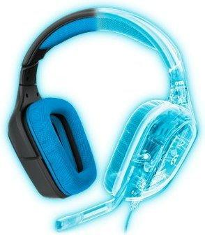 Logitech G430 Niebiesko-czarne
