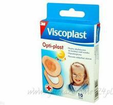 3M VISCOPLAST S.A. Plastry OPTI-PLAST 62x50mm junior 10 plastrów 9038128