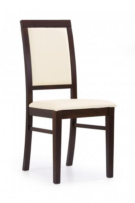 Halmar Krzesło Sylwek 1 V-PL-N-SYLWEK1-C.ORZECH-ECO/MADRYT111