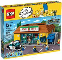 Lego The Simpsons Simpsons Kwik-E-Mart 71016