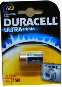 Duracell Bateria 123A 3 V litowa