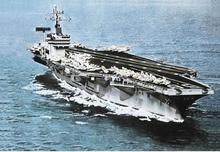 Italeri U.S.S. Nimitz I0503