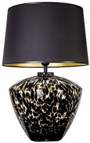 4concepts Parma lampa stołowa 1-punktowa czarna L049102248