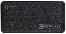Stilgut PowerBank 10000mAh ładowarka bateria Quick Charge 2.0 CZARNY TWORZYWO SZTUCZNE
