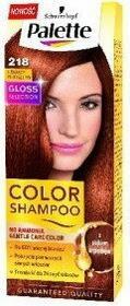 Schwarzkopf Palette Color Shampoo 218 Lśniący bursztyn