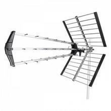 SENCOR antena zewnętrzna SDA 640 DVB-T Zysk 16db,Imp 75 OHm,Zasięg120km