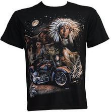 T-shirt WILK WILKI MOTOR INDIANIN INDIAN