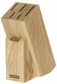 Tescoma DREWNIANY Blok na noże DO NOŻY (5+1) 869505