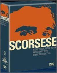 Kolekcja Martina Scorsese [DVD]