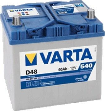 Varta Blue Dynamic D48 60 Ah 540 A